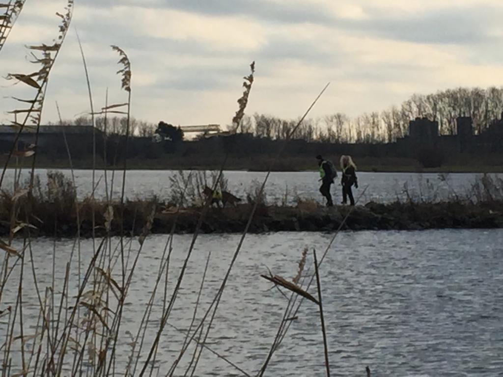 Zoekactie vermiste vrouw Kampen